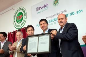 Puebla Distintivo M