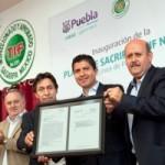 """Puebla está entre los 10 Primeros Lugares como Destino Turístico por los """"Distintivos M"""" Recibidos"""