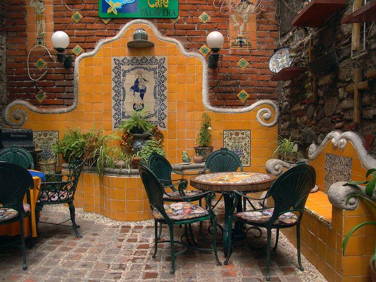 La talavera una hermosa tradici n poblana for Hacienda los azulejos