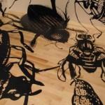 La artista brasileña Regina Silveira expone en el Museo Amparo