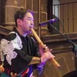 Se presentó en Puebla el ensamble musical Tsukinoura