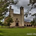 Exconvento Franciscano en Cuautinchan: Joya del Arte Colonial Mexicano