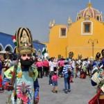 Garantizan seguridad en el Carnaval de San Pedro Cholula