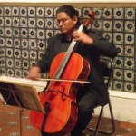 La Casa del Alfeñique presentó al violonchelista Emmanuel Laurean