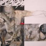 Presentan la Exposición pictórica Signos de una crucifixión