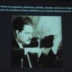 Silvestre Revueltas, presente en el ciclo Conferencias Musicales