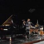 El jazzista Aaron Diehl se presentó en el Auditorio de la Reforma