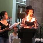 IMACP presentó Los Poetas bajaron al Olimpo