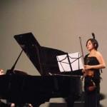 Ciclo Concierto gustó presentó a mujeres intérpretes de 16 y 19 años