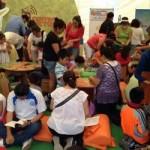 Celebran con menores el Día Mundial del Libro en Puebla