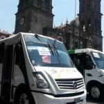 Ofrece la Feria de Puebla transporte gratuito
