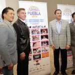Presentan programa de actividades de la Feria de Puebla