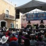 Miles de poblanos disfrutan la oferta artística del Festival 5 de Mayo