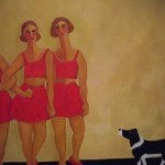 Historias de día, exposición del pintor mexicano Abelardo Favela