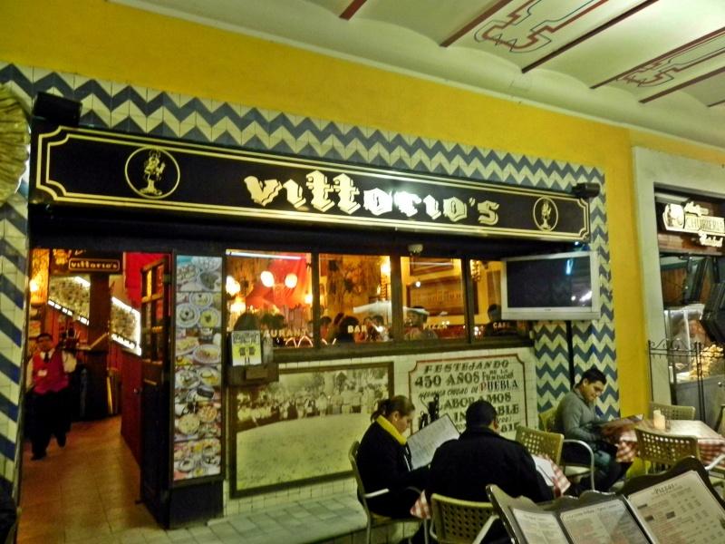 Restaurante Vittorios