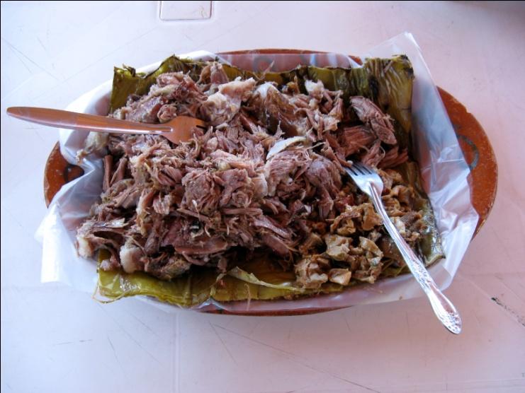 Barbacoa de Hoyo