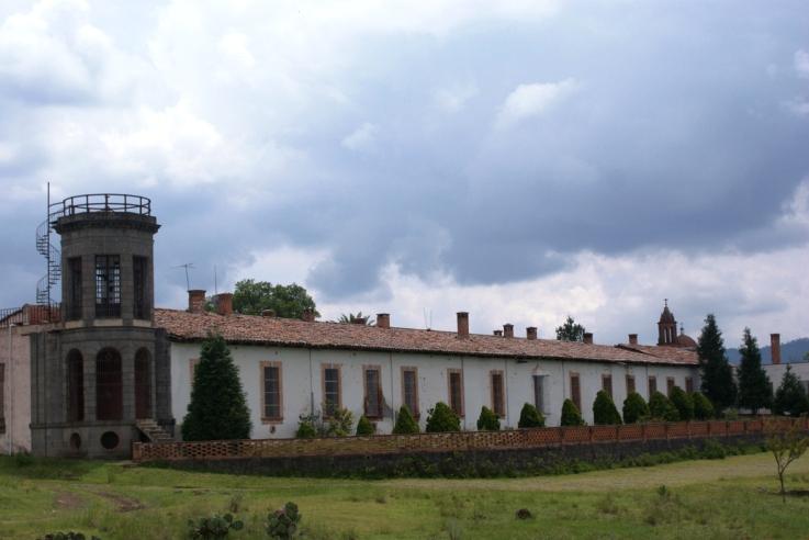 Ex-Hacienda de Atlamaxac, Chignahuapan