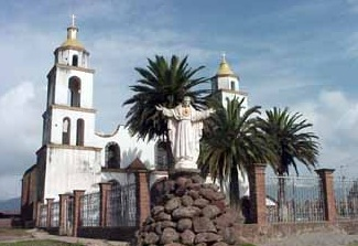 Santiario del Honguito, Chignahuapan