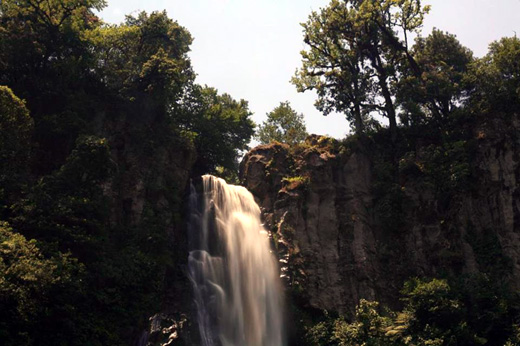 Cascada de Puxtla, Tlatlahuquitepec