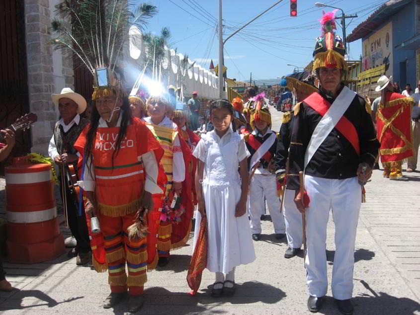 Danzantes de Tlatlahuiquitepec