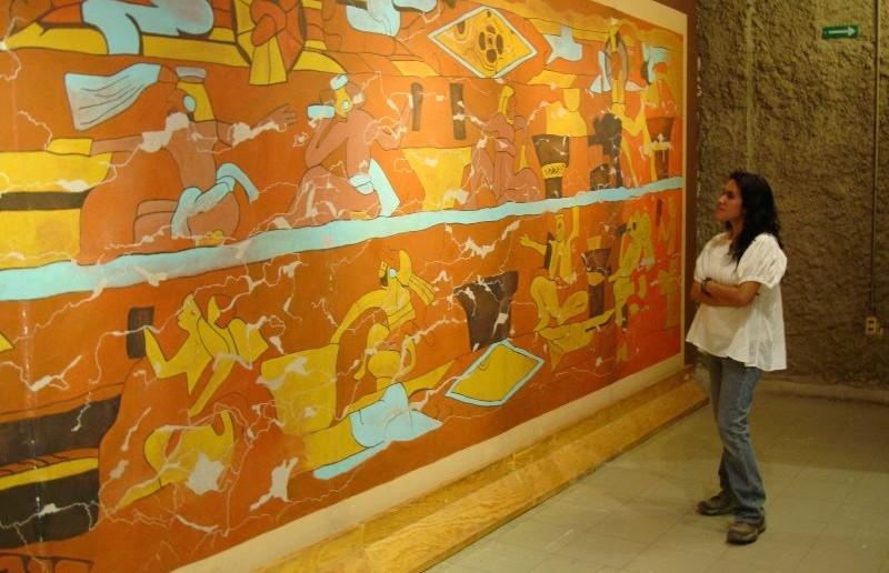 Mural de los Bebedores