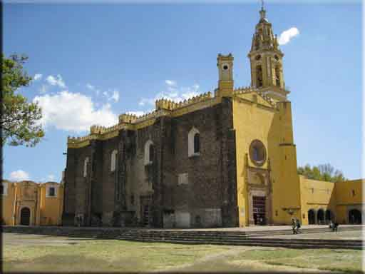 Parroquia de San Pedro Cholula