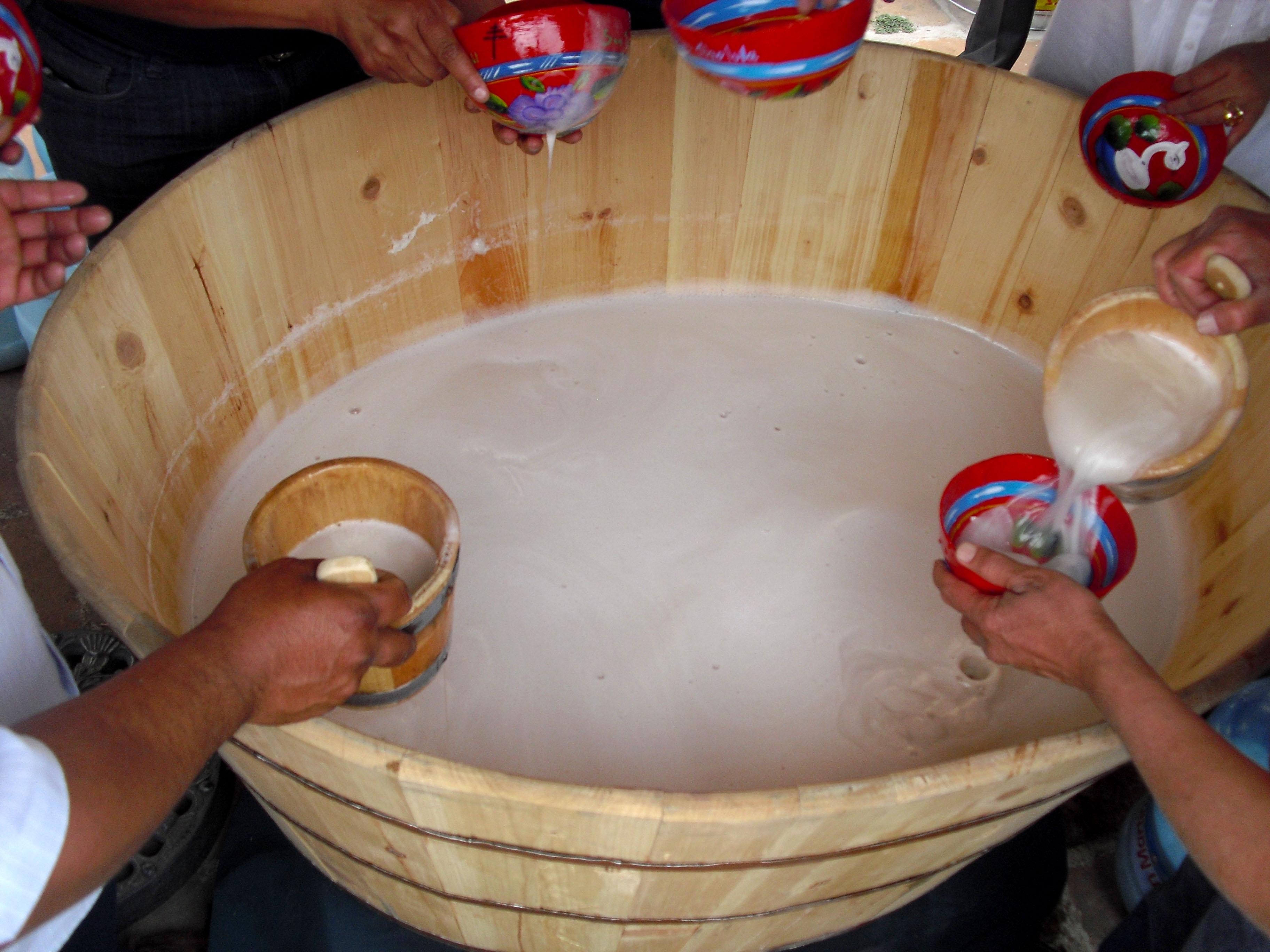 Pulque de Cholula