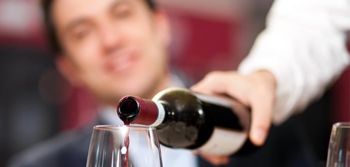 Servicio y Acondicionamiento del Vino