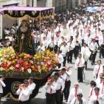 Vive la Celebración de la Semana Santa en Puebla