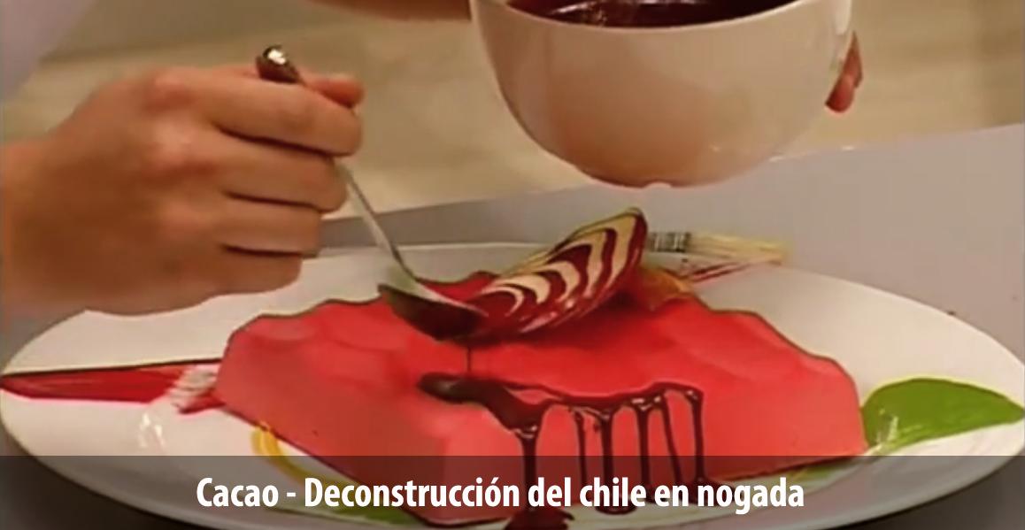 Chile en Nogada Diferente