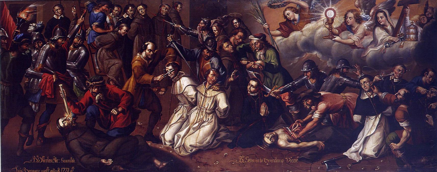 Los Martires de Gorkum