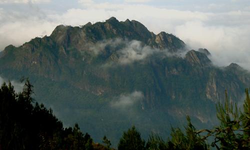 Cerro de Zempoala
