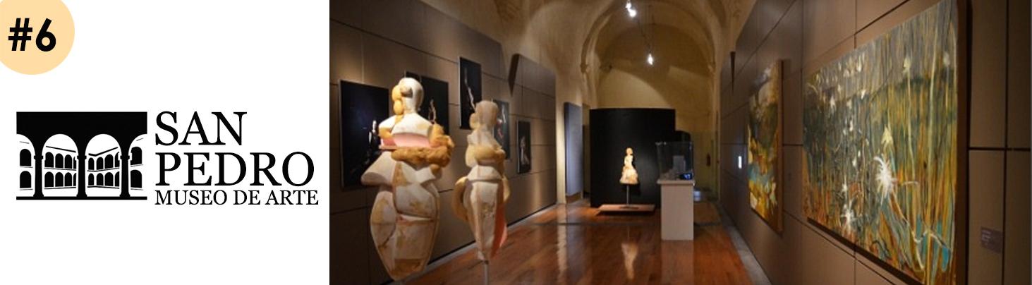 Museo San Pedro Header