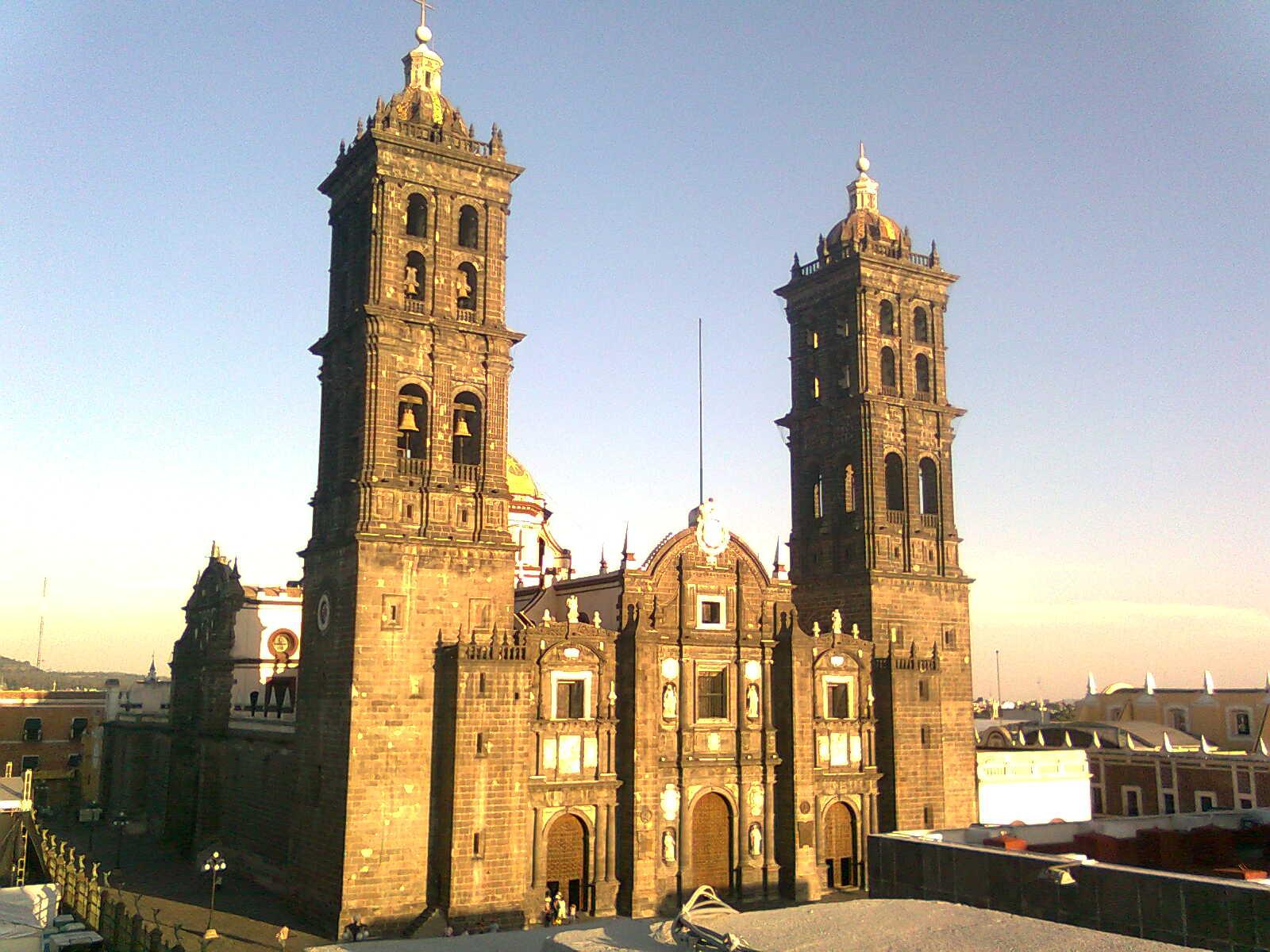 Catedral Basílica de Puebla