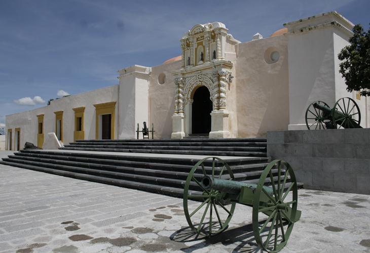 Los Fuertes de Puebla. Su orgullo es una de las razones para tener un amigo poblano