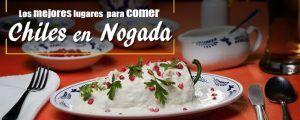 Mejores restaurantes para comer Chiles en Nogada en Puebla