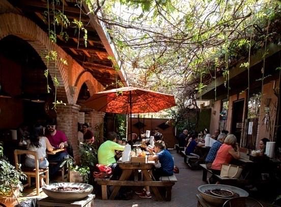 Restaurante Petfriendly La Berenjena en Puebla